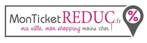Logo Monticketreduc.fr, Bons Plans et coupons de réductions proche de chez vous