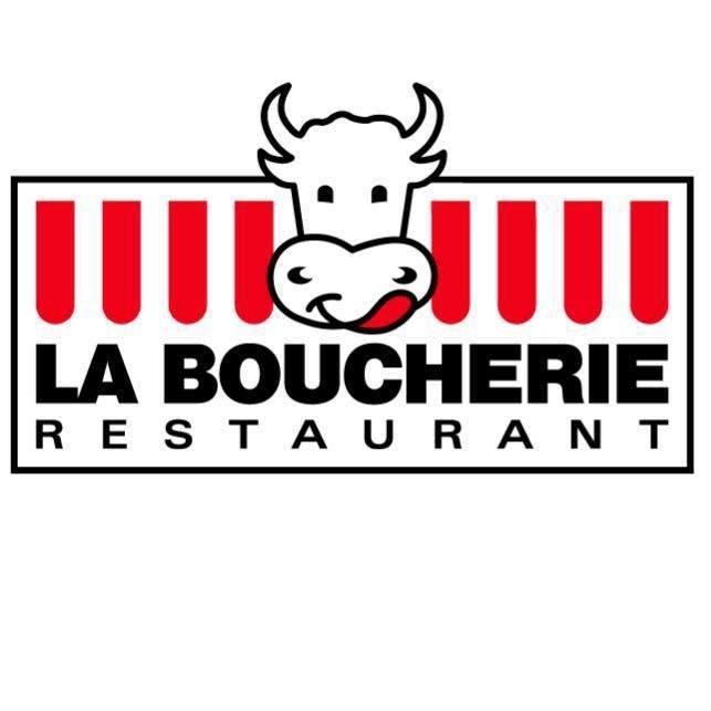 Logo La Boucherie